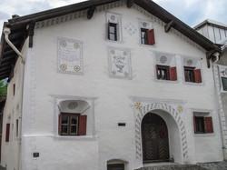 Schombrina Fassade