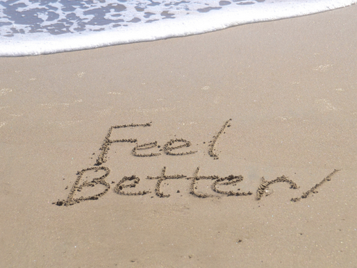 Five things you can do today to feel better
