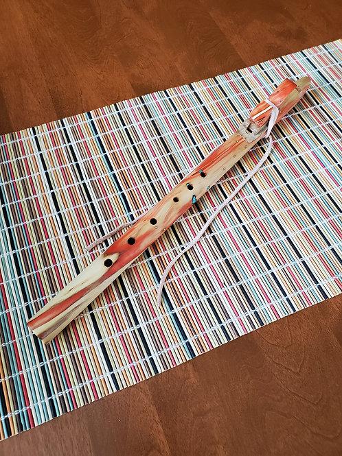 Custom Mid A flute for Dana