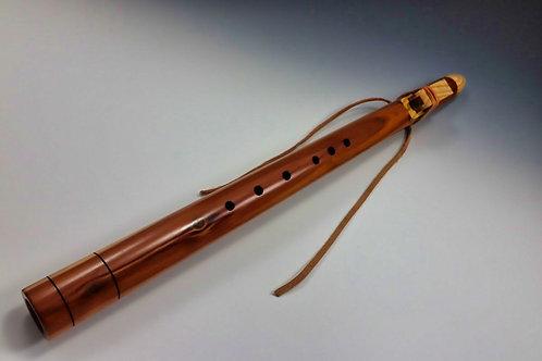 Journey series Mid G flute 440hz.
