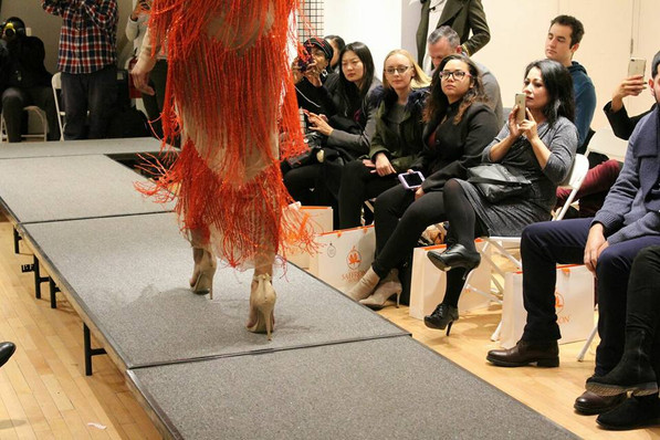 Saffron Secret at New York Fashion Hub