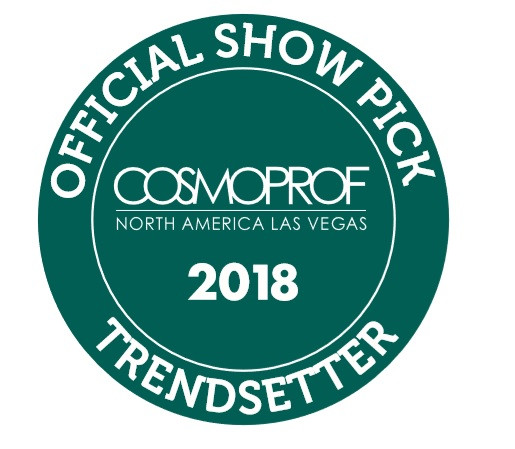 Trendsetter Brand for the Second Time - Cosmoprof North America 2018