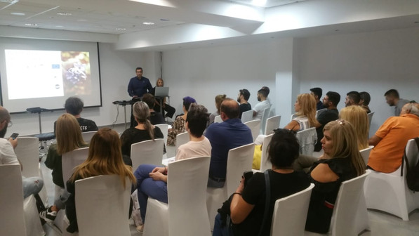 Training Underway for Salon Professionals in Cyprus