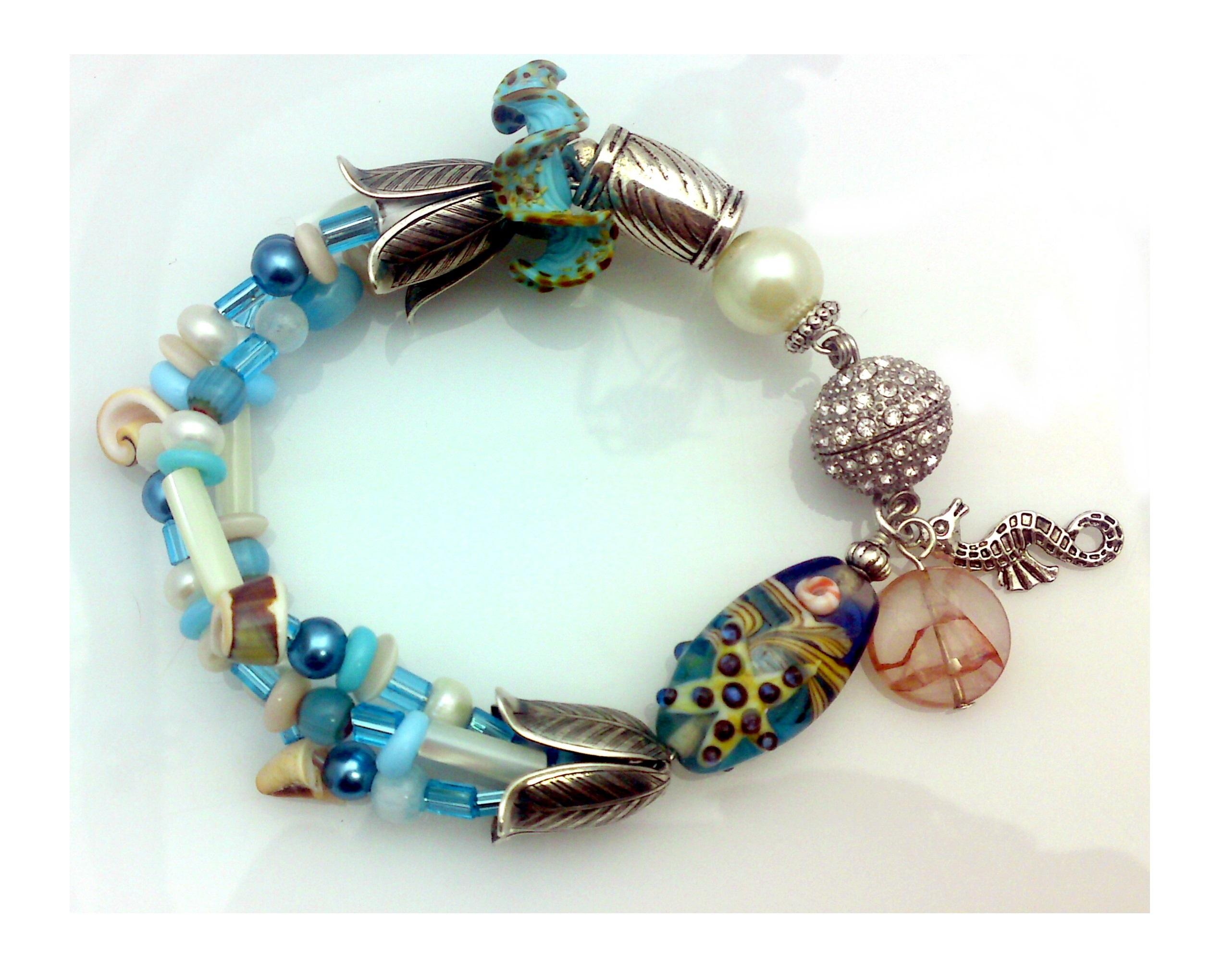Somethings Fishy Bracelet