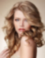 glamorous curly hair cuts and styles