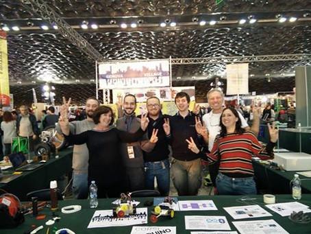 Astrati si associa a Genova Makers'Village