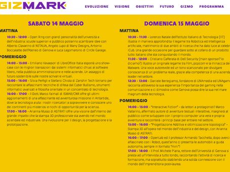 GizMark- Marc di primavera 2016- Parte seconda.