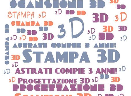 Buon compleanno Astrati!