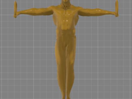 Stampa 3D, oro e atleti