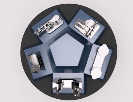 Mockup al Mets: 3D printing solutions