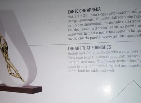 Dall'Opera d'arte al Design del prodotto- Astrati, 3D solutions