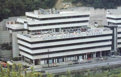 istituto italiano saldatura genova astrati