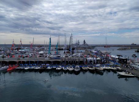 Astrati- Verso il salone nautico di Genova. 59 esima edizione.