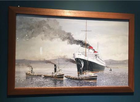 Museo del mare, in mostra un quadro tattile creato in 3D dalla azienda Astrati di Genova.