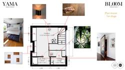 B.Y Bloom Yama - Appartement