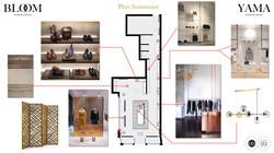 B.Y BloomYama - Boutique Murrayfield