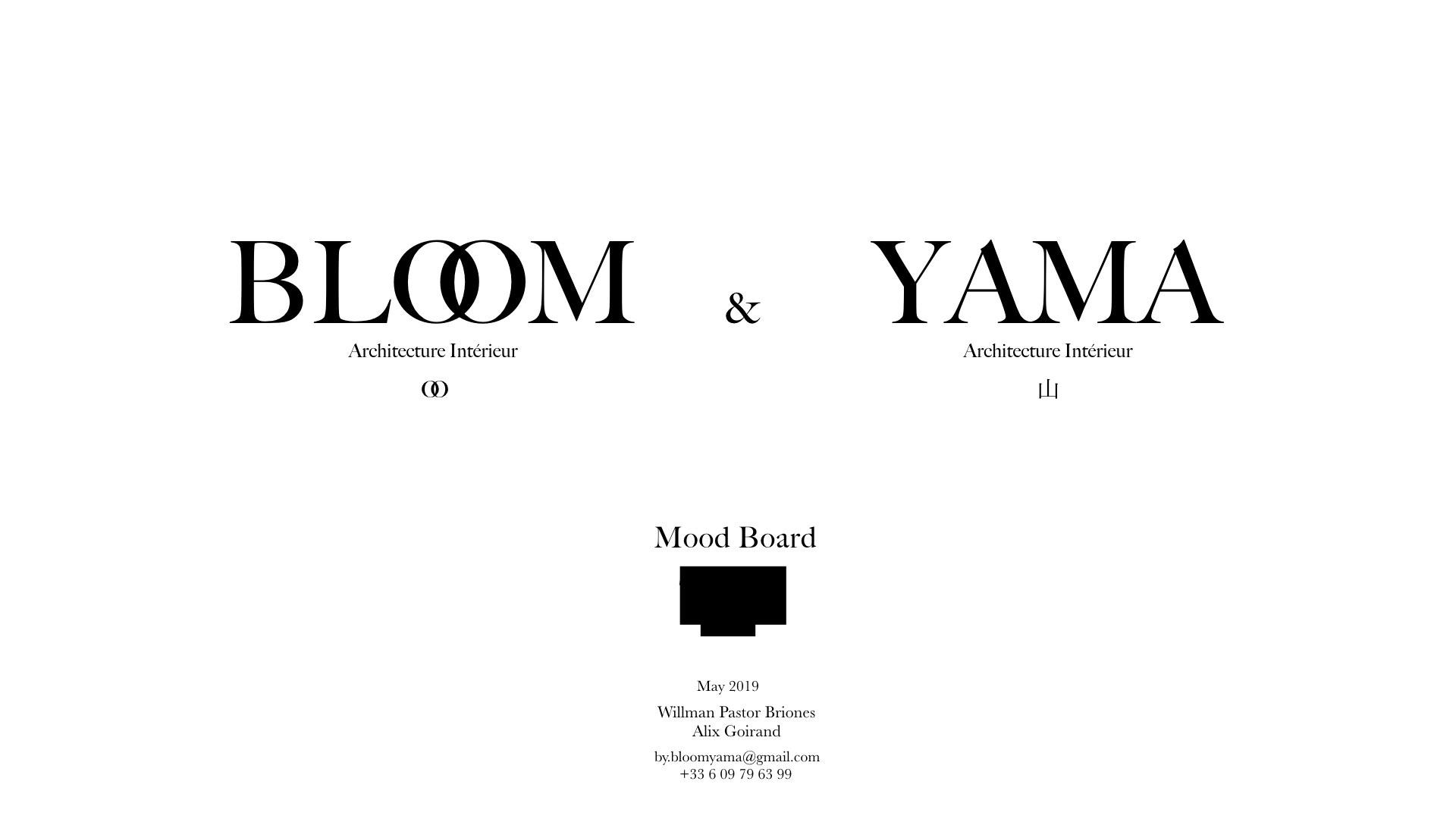 B.Y Bloom Yama - Boutique Paris