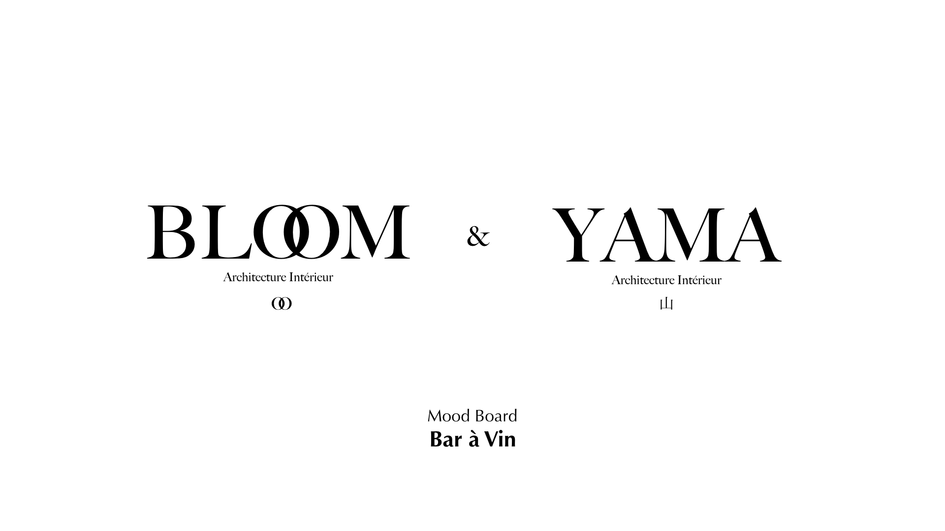 B.Y Bloom Yama - Bar à vin