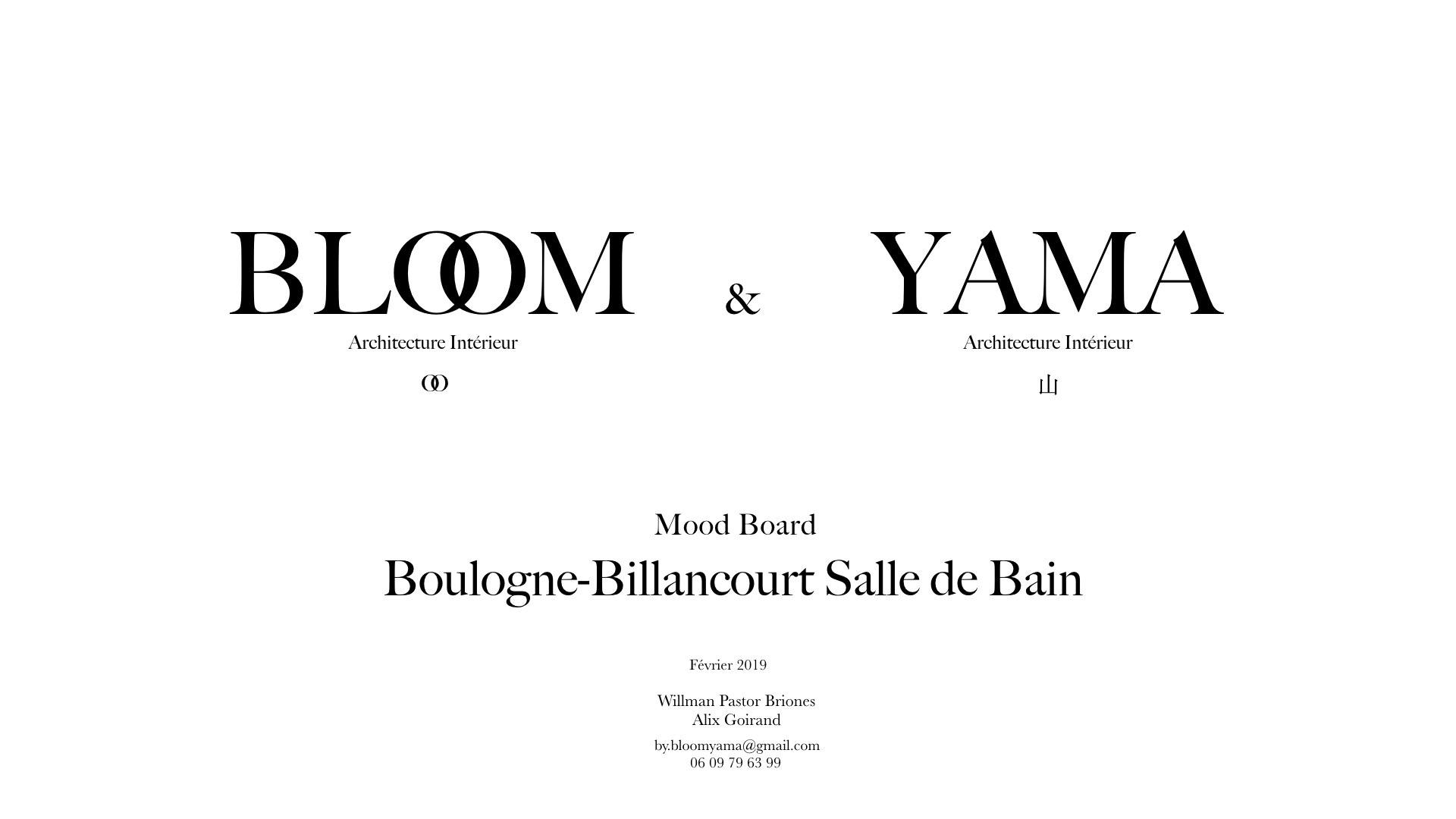 B.Y Bloom Yama - SDB Boulogne