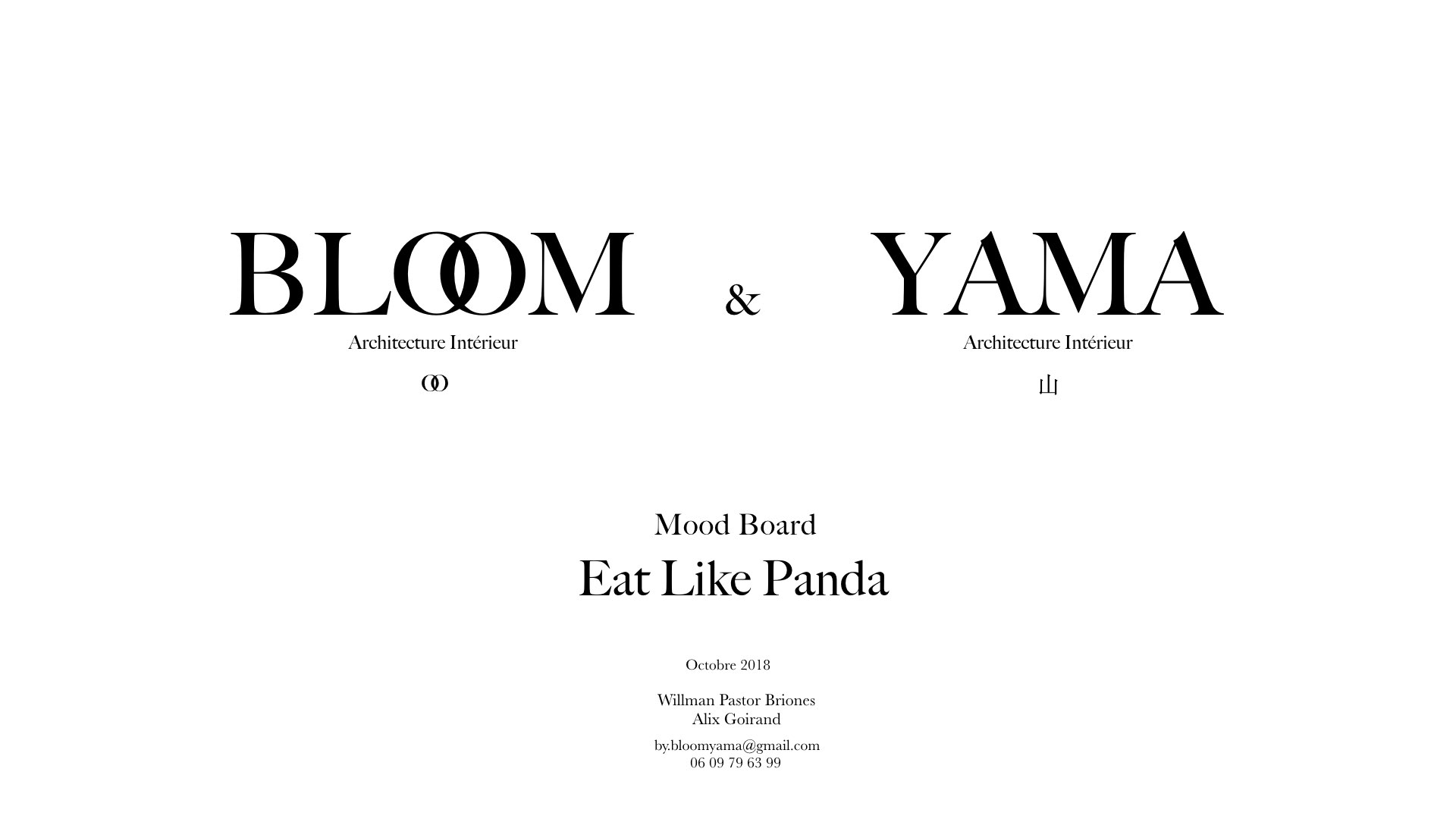 B.Y Bloom Yama - Restaurant