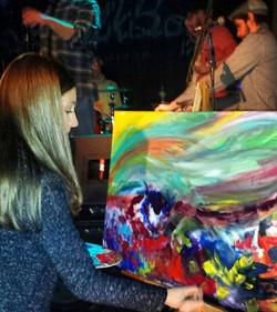 Ally on Art