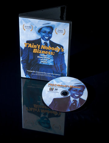 T'Ain't Nobody's Bizness: Queer Blues Divas of the 1920s [Blu-Ray]