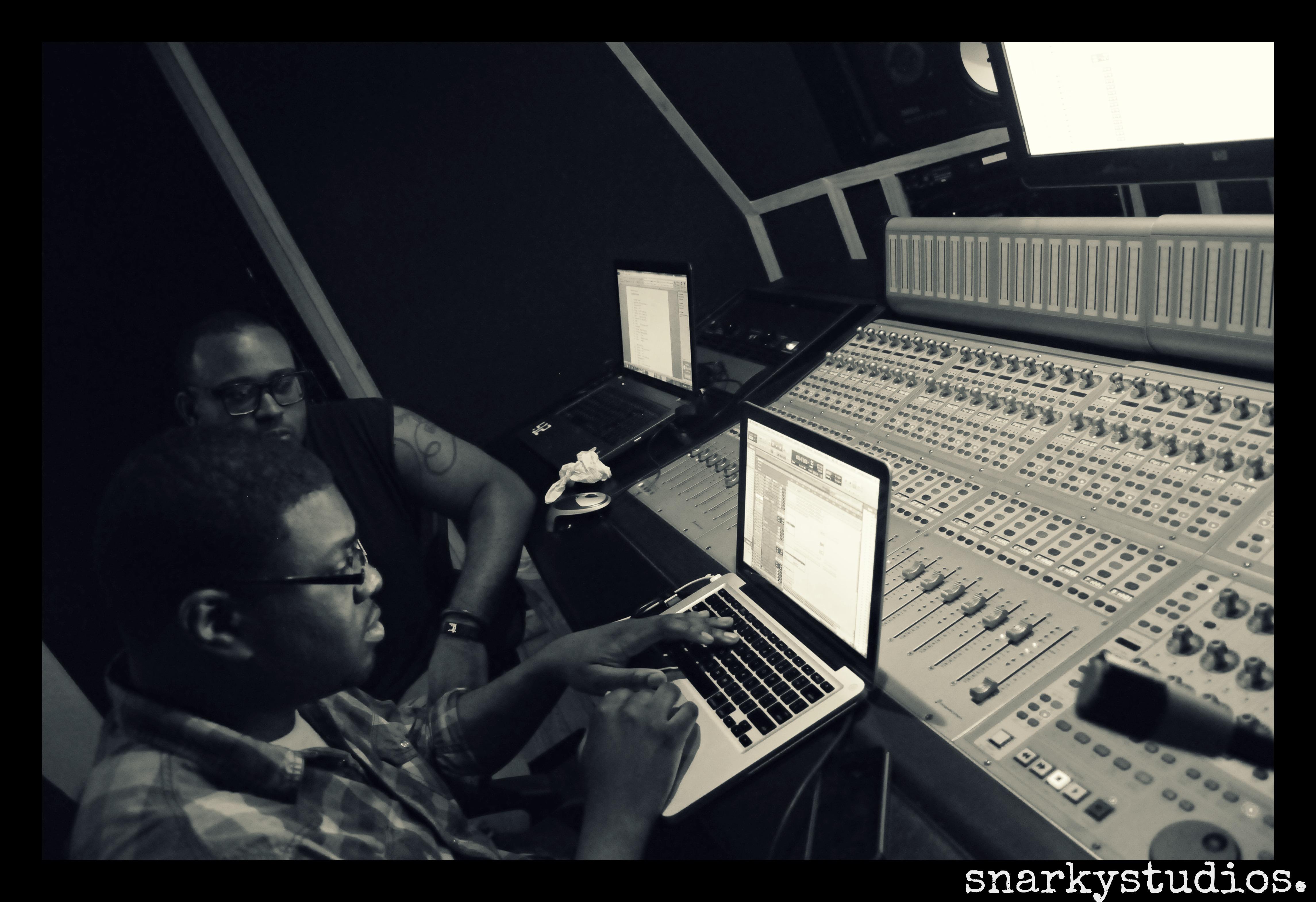 marcus george studio verb studios 06.30.13 snarky