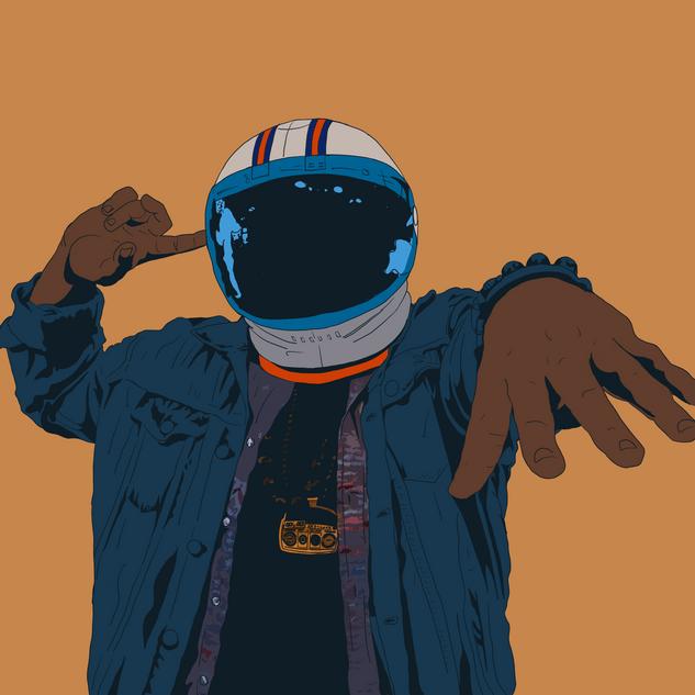 SPACE NINJA (2020)