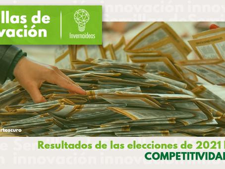 Resultados de las elecciones de 2021 | Parte 2 Competitividad local
