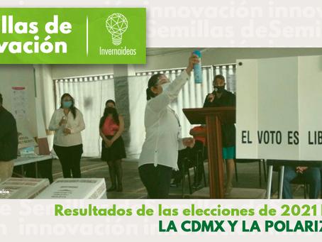 Resultados de las elecciones de 2021 | Parte 1  La CDMX y la polarización