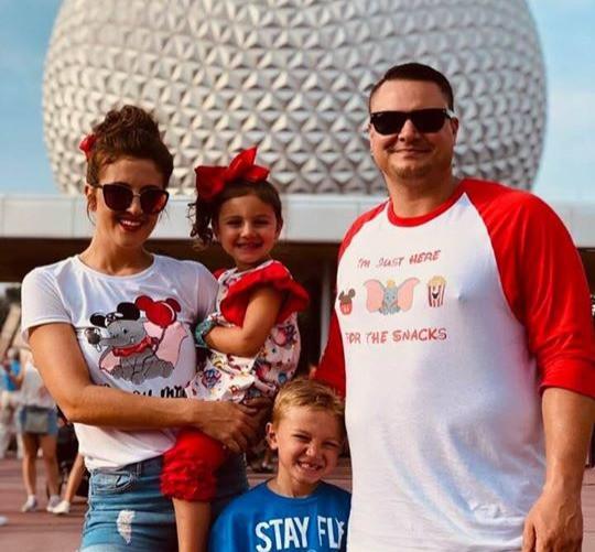 Disney in July