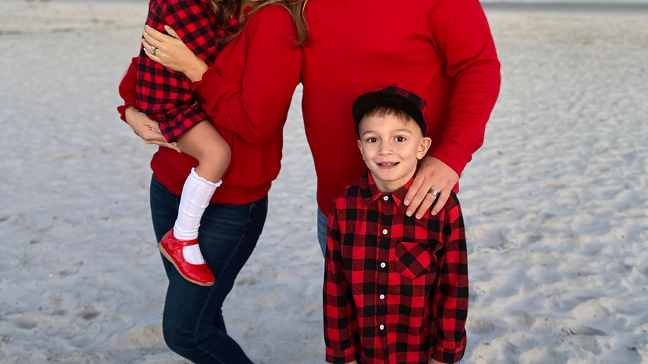 The Holidays in Jacksonville Florida
