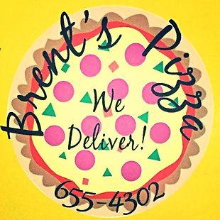 Brent's Pizza Logo