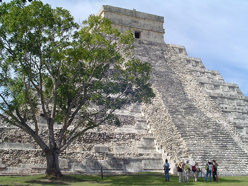 COMBO #2 CHICHEN ITZA & SAIL ON A CATAMARAN TO ISLA MUJERES (2 TOURS, 2 DAYS)