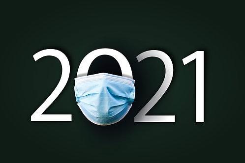 2021 Membership (1 year)