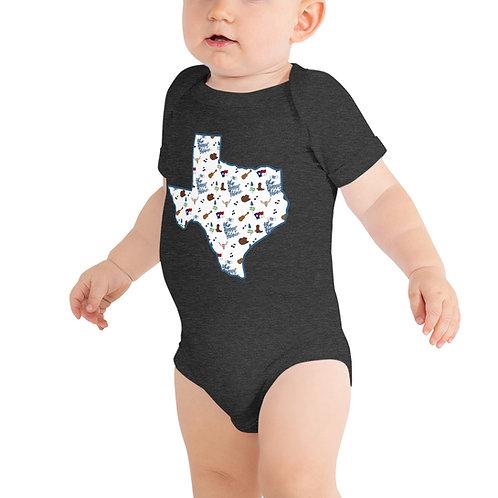 Baby Texas Drawl Onesie