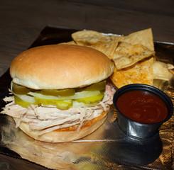 Texas Smokhouse Sandwich