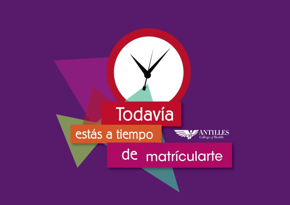 Antilles Reloj Matricula.mp4