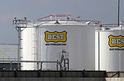 Best Petroleum Corp. storage CORCO in Guayanilla Puerto Rico