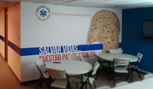 Emergencias Médicas Cafeteria