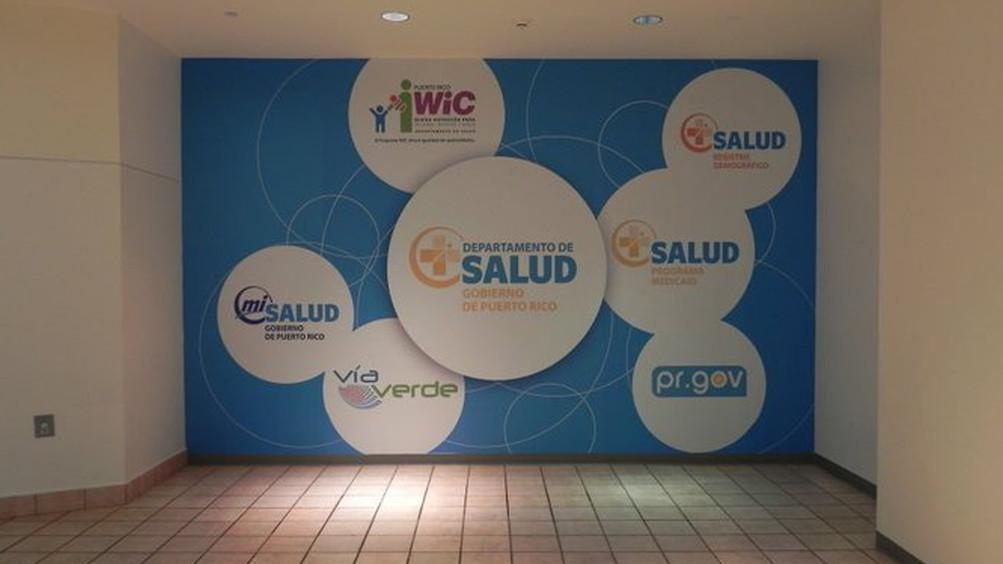 Salud Plaza Las Americas Salud Mural