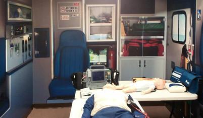Emergencias Médicas Trainning Room
