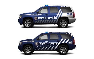 Patrullas de la Policia