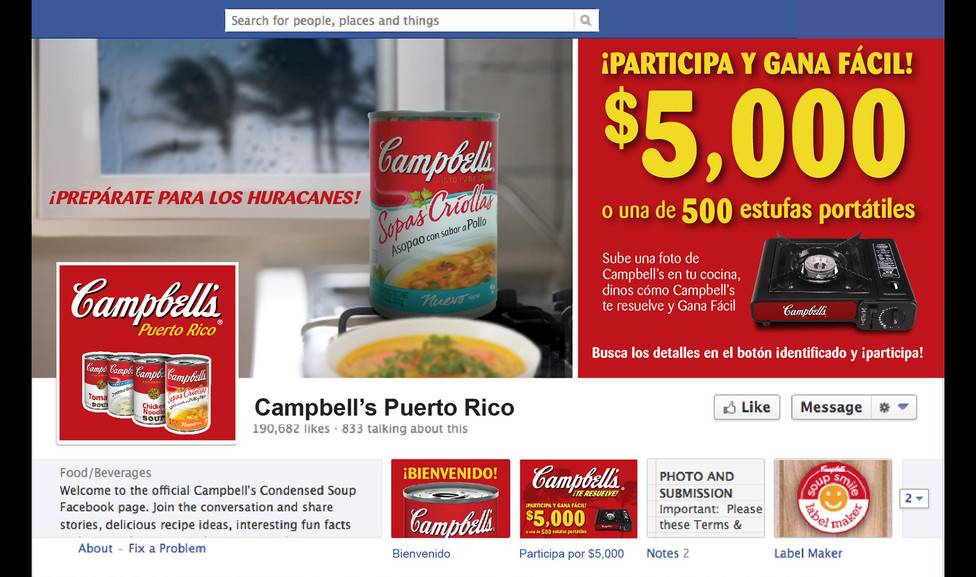 Campbell Gana $5,000