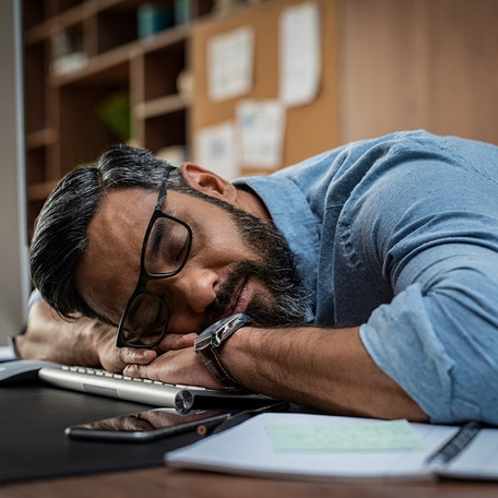 Kako se spopadati s spomladansko utrujenostjo?