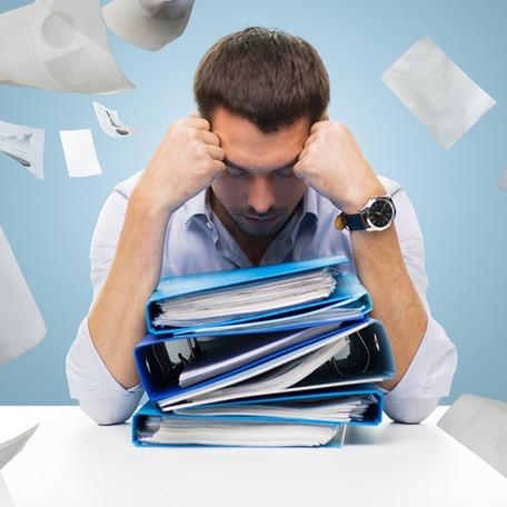 12 načinov, kako se spopadati s stresom na delovnem mestu