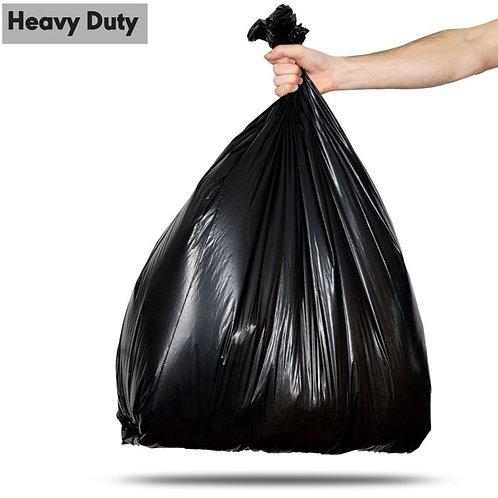 80L Black Heavy Duty Refuse Sacks (max. load 18kg) 200