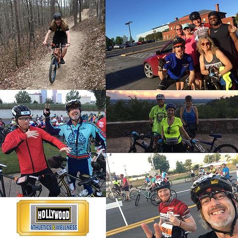 Hollywood Cycling!