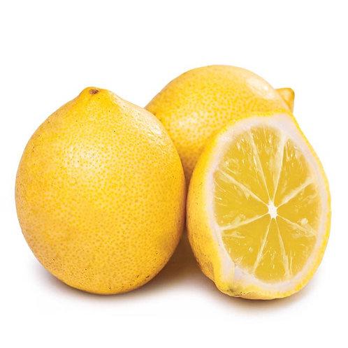 Lemons - 4 lemons