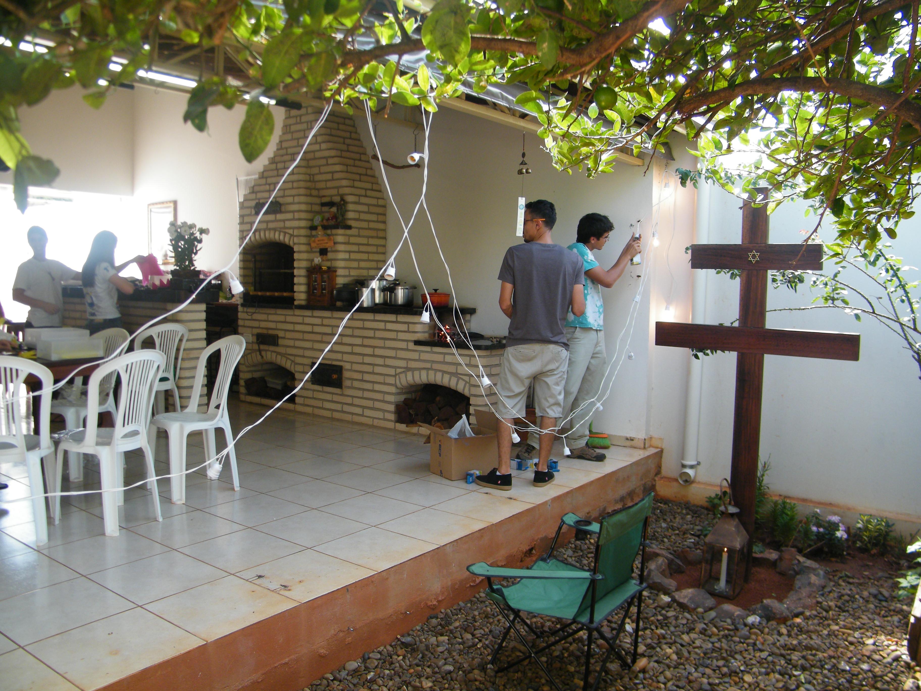 Mutirão de preparação dos Festejos de São João - 24-05-201511.JPG